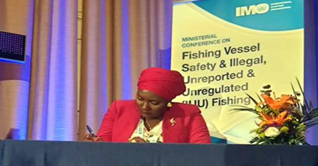 Liberia Signs Cape Town Agreement; Commits to Full Compliance of International Fisheries Protocols