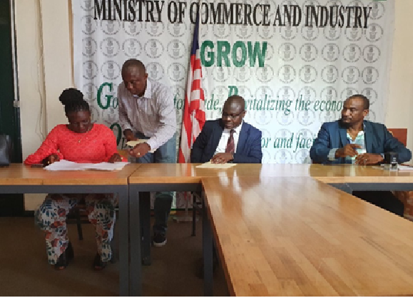 Liberia Signs Technical Cooperation To Assist Export Fish To EU Market